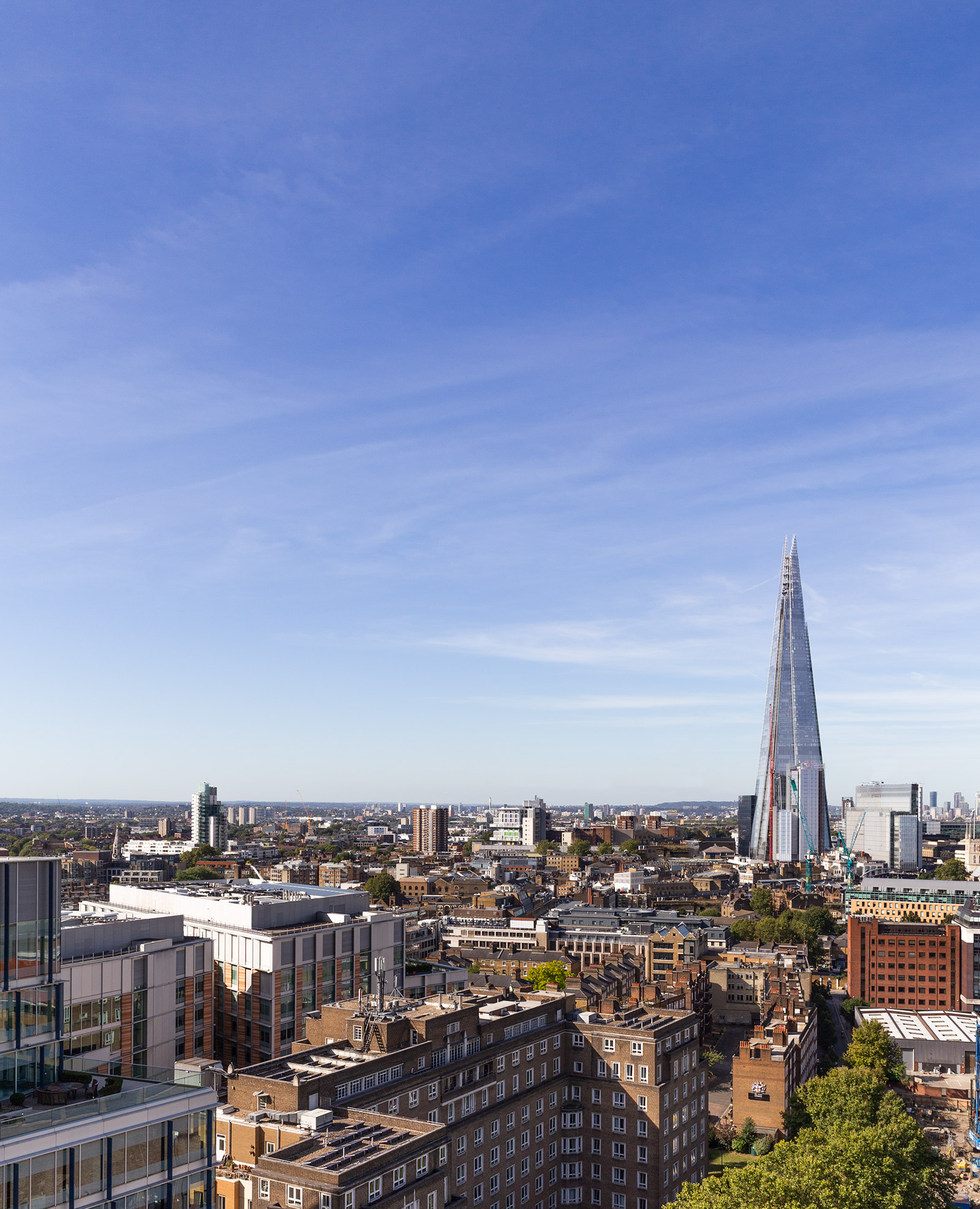 Image of the City of London to illustrate Banking and Finance law